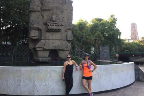 Amazing Mexico City Runing Tour - 15km