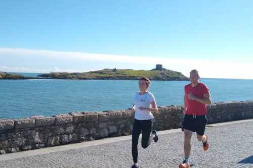 Dublin by the Sea running tour 8km