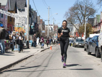 Running in Canada - Running Tours and local races