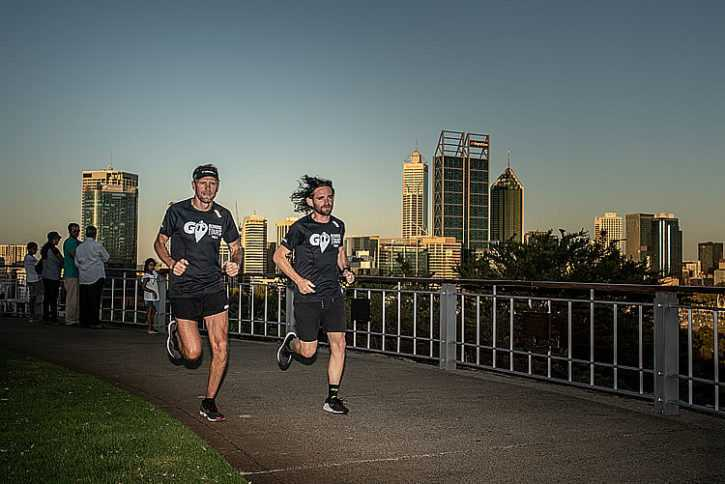 Must See running tour in Perth 9 km