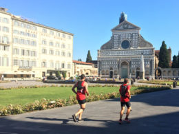 Running in Florence - The complete guide