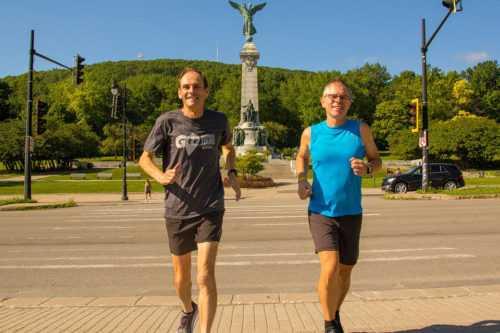 MONTREAL CUSTOMIZED CORPORATE TEAM RUN – 5KM