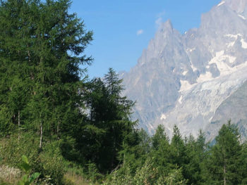 running holidays French alps
